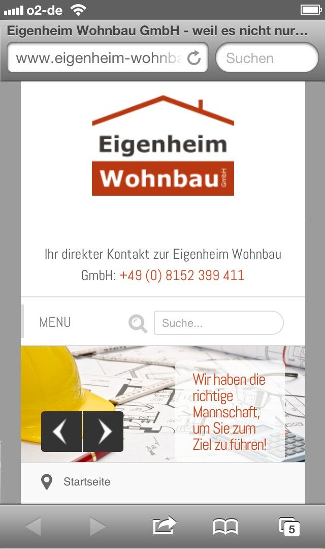 showmedia-web-app-eigenheim-wohnbau